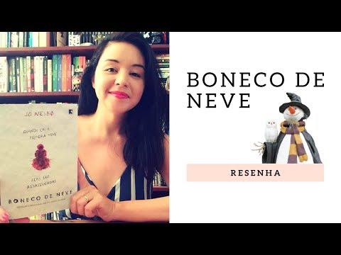 Boneco de Neve, um romance policial excelente de Jo Nesbo