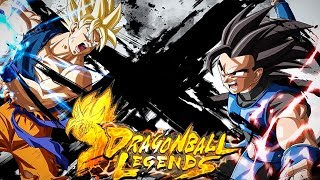 DRAGON BALL LEGENDS - ANDROID GAMEPLAY ( CBT )