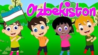 O'zbekiston | Uzbek Kids Song | Узбекские детские песни / Болалар учун кушиклар