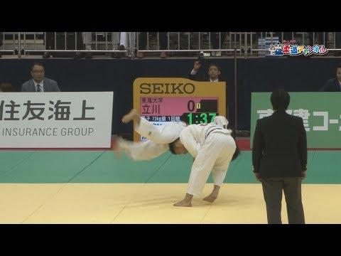 平成31年全日本選抜柔道体重別選手権大会 大会2日目