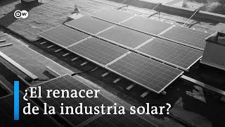 La energía solar recibe un impulso en Europa