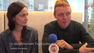 Interview Lila Ribi & Cédric Chezeaux - film Révolution Silencieuse