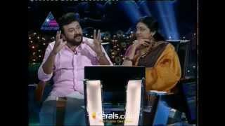 Ningalkkum Akam Kodeeswaran 50th Episode-  Jayaram  Parvathi - Part 1