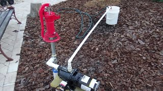 Jetting A Shallow Well DIY
