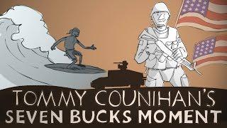 Seven Bucks Moment: US Army Veteran Tommy Counihan