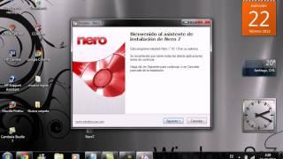 """DESCARGAR NERO 7 EXPRESS """"CRAKEADO"""" 2012"""