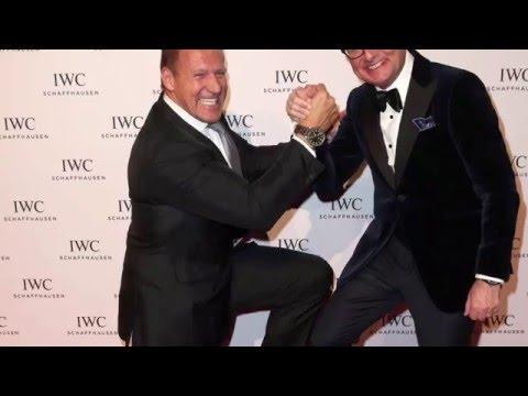 Schauspieler Ralf Moeller über die IWC Fliegeruhren #SIHH2016