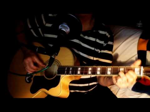 I Believe in Father Christmas ~ ELP - Greg Lake ~ Cover w/ Harley Benton Custom Line King-CE NT & BT