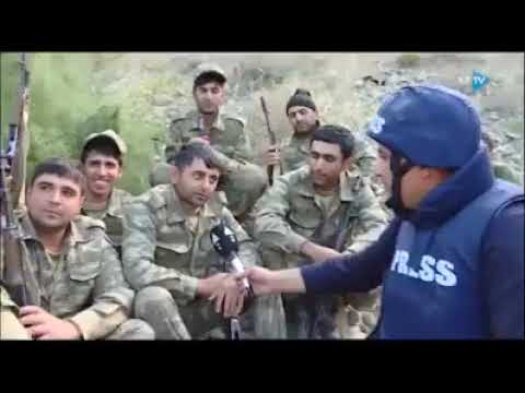 Azerbaycan Ordusu Ermeni Güçlerine Ait Tankı Ele Geçirdi
