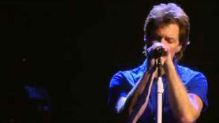 Bon Jovi - Hallelujah (Live from Madison Square Garden) 2008