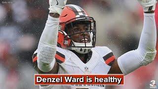 Denzel Ward will represent Browns at Pro Bowl despite suffering two concussions late in season