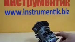 Двигатель для бензопилы Oleo-Mac 937/941С/941CХ (Оригинал) - видео 1