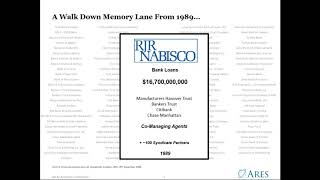 Oxford Chicago Valuation Webinar - The Rise of Private Debt