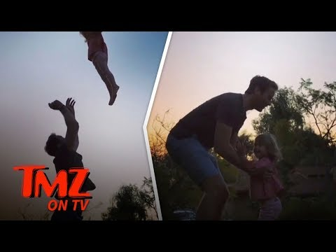 Armie Hammer's Questionable Moves With Daughter | TMZ TV