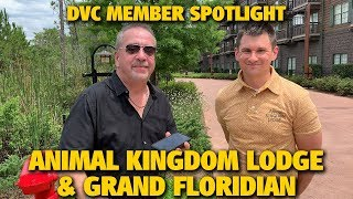 DVC Member Spotlight | Animal Kingdom Lodge & Grand Floridian