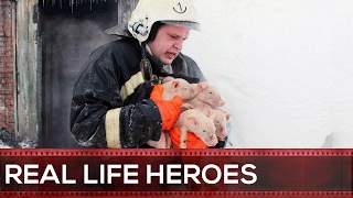 Real Life Heroes Restoring Faith in Humanity #44 Good People Compilation