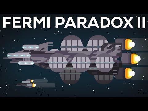 Fermiho paradox: 2. část