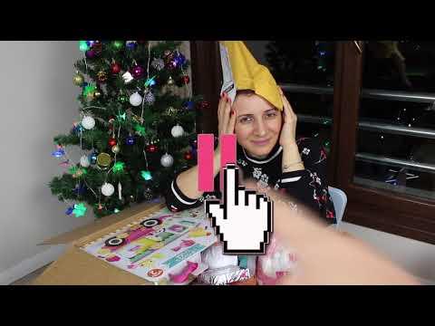 AMERİKA' DAN YILBAŞI ALIŞVERİŞ PAKETİ GELDİ (LOL PETS Barbie NUM NOM ) Anneme Ceza - Bidünya Oyuncak