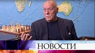 В Подмосковье на 83-м году жизни скончался известный кинорежиссер Станислав Говорухин.