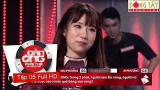 LẮC VÒNG HỨNG BÓNG | ĐÀN ÔNG PHẢI THẾ TẬP 5 FULL HD (07/10/2016)