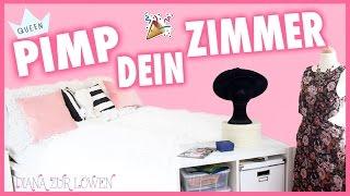 MEINE SCHLAFZIMMER TOUR I GÜNSTIG + SCHNELL ZIMMER UMDEKORIEREN I TUMBLR  Inspiriert