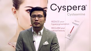 Cyspera, an exciting breakthrough, from Dr. Ong Jin Khang