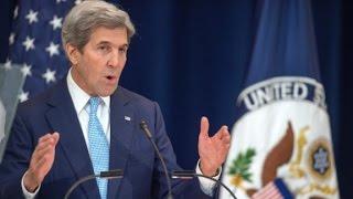 John Kerry's entire speech on Israel