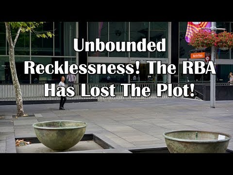 Download Adams/North: Unbounded Recklessness! The RBA Has Lost The Plot! HD Mp4 3GP Video and MP3