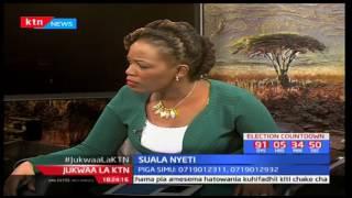 Jukwaa la KTN: Suala Nyeti - Nafasi ya walemavu kwenye siasa - [Sehemu ya pili]