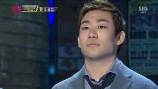SBS [KPOPSTAR3] - TOP3 생방송, 버나드 박의 'Who's Lovin' You'