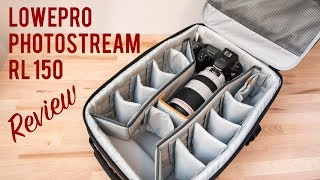Lowepro PhotoStream RL 150 Roller Bag Review