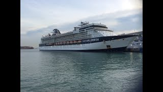 Celebrity Millennium - Southeast Asia Cruise 2018 HD