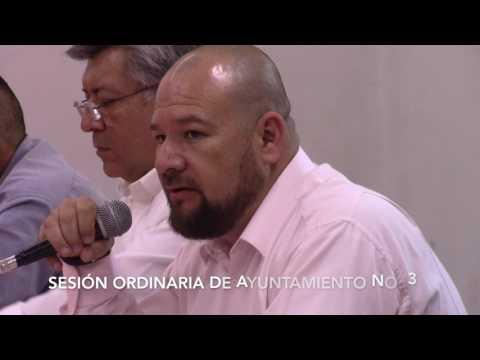Sesión ordinaria No. 30 de Ayuntamiento  28 de febrero de 2017
