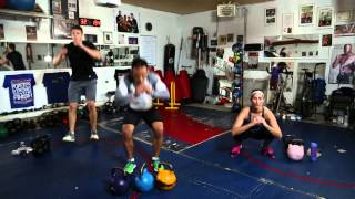 5. Kettlebell Workout • Intense Workout • Advance by ChiChiHealthFitness