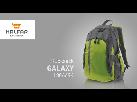 Preview: backpack GALAXY