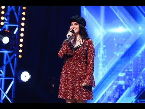 Katy Perry - Firework. Vezi aici cum cântă Teodora Sava, în Bootcamp, la X Factor