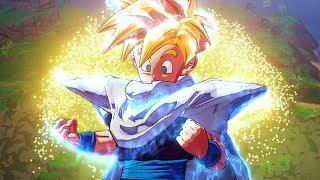 Dragon Ball Z: Kakarot But Becoming Stronger Than A Super Saiyan