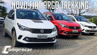 Novo Fiat Argo Trekking