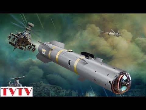 Tên lửa hành trình Tomahawk đỉnh cao vũ khí chiến tranh - TVTV