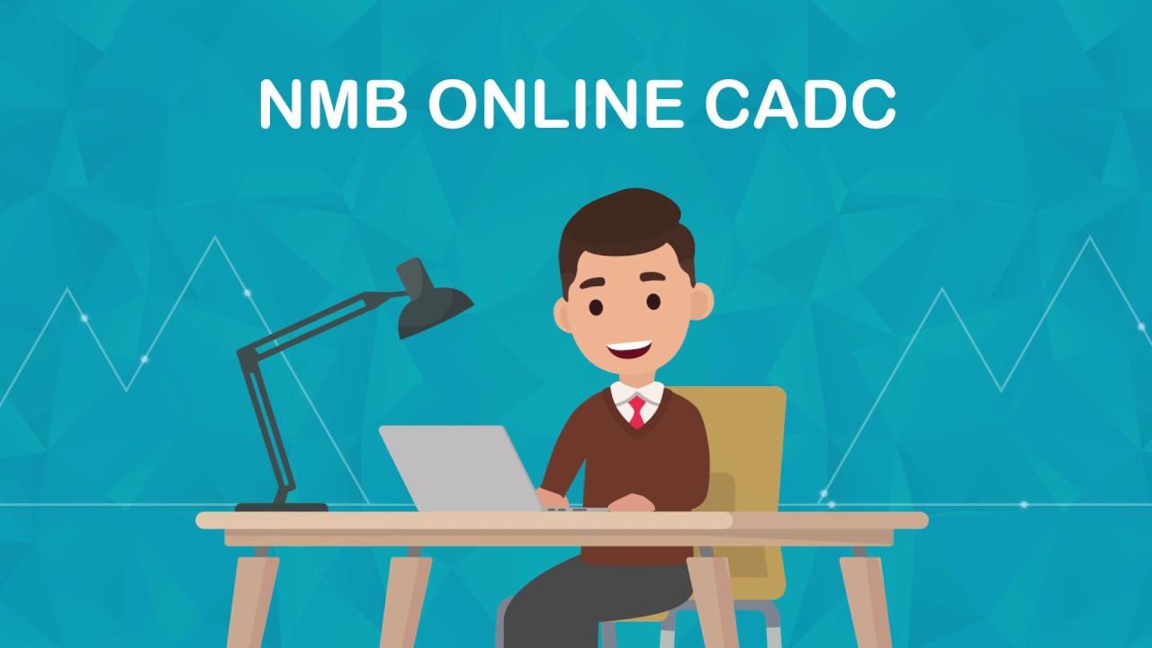 NMB Online CADC Application Tutorial | मोबाईल बैंकिङ्ग, डेबिट कार्ड इत्यादीको लागि आवेदन भर्ने तरिका