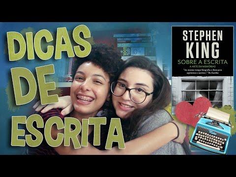 SOBRE A ESCRITA | feat. Wlange Keind�, Fic�omos