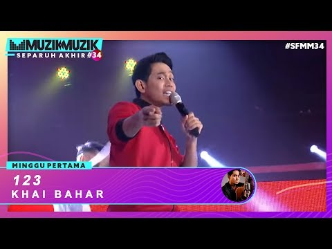 1 2 3 - Khai Bahar | #SFMM34