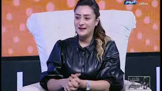 مروة سالم تبكي عالهواء لوفاة شقيقتها والشيخ احمد كريمة يواسيها