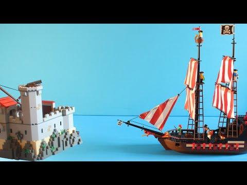 Lego Pirate Sea Battle 2