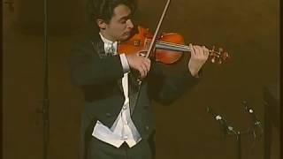 Maksym Stepanenko, Nathan Milstein: Paganiniana