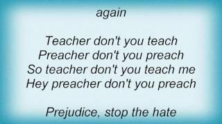 Accept - Prejudice Lyrics