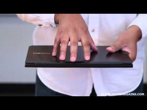 Samsung Series 9 Unboxing (HD)