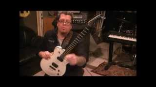 Warrant   Uncle Tom's Cabin   Guitar Lesson By Mike Gross   How To Play   Tutorial