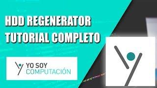 ▷ HDD Regenerator Cómo Usar Tutorial COMPLETO En Español  (Parte 1) 👨🏻🎓 👨🏻🎓