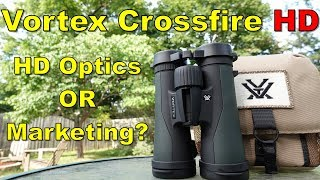 Vortex Crossfire HD 8x42 Review